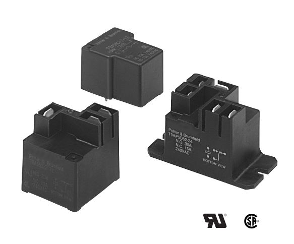 T9AS1D27-24 by TE Connectivity / P&B Brand