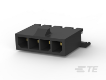 2-1445093-4 by TE Connectivity / AMP Brand