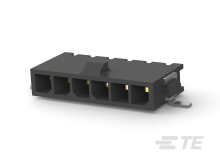 2-1445100-6 by TE Connectivity / AMP Brand