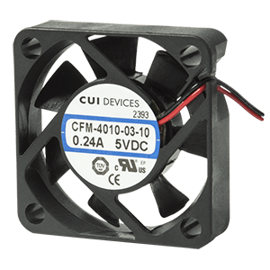 CFM-4010-13-10 by CUI Devices